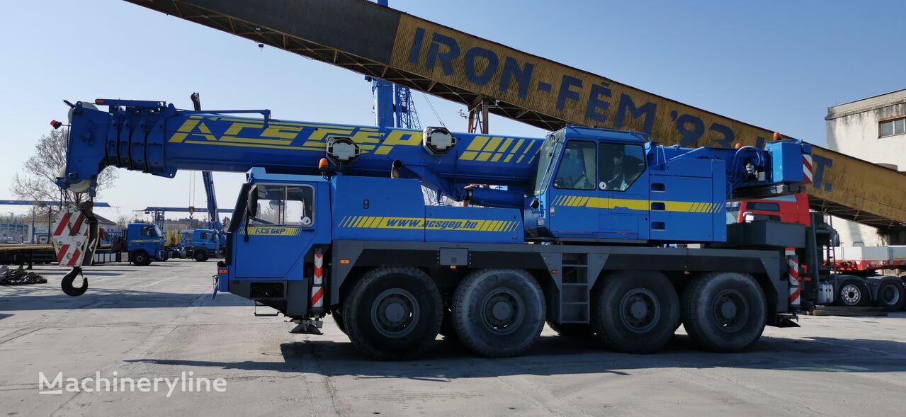 LIEBHERR LTM 1070-1 - 70t All Terrain Crane autódaru